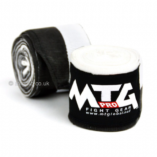 MTG 5m Handwraps - Black/White